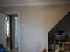 New wall built for loft conversion safety regulations s